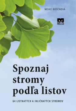 Kniha Spoznaj stromy podľa listov